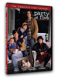 The complete first season of Party of Five is available on DVD from Mill Creek Entertainment.