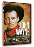 John Wayne: Early Westerns Four Pack