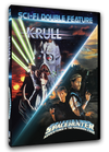 80's Sci-Fi Double Feature - Krull/Spacehunter: Adventures in the Forbidden Zone