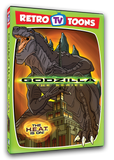 Godzilla: The Animated Series - The H.E.A.T. is On!