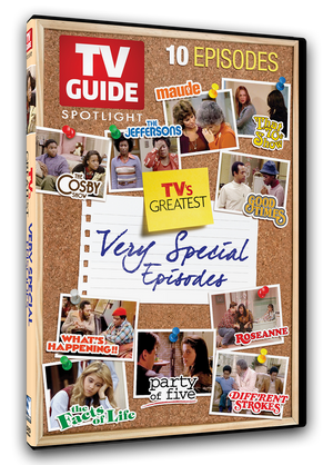 TV Guide Spotlight: TV's Greatest Very Special Episodes