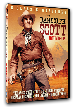 The Randolph Scott Roundup
