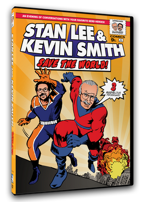 Stan Lee and Kevin Smith Save the World - An Evening with Kevin Smith 1 & 2 - Stan Lee's Mutants, Monsters & Marvels