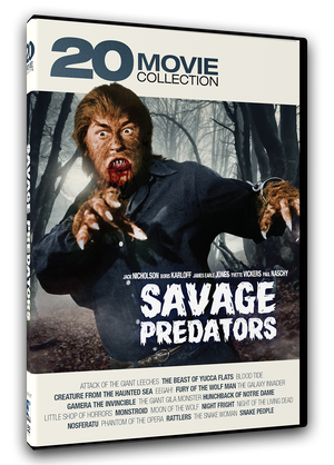 Savage Predators