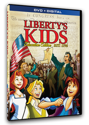 Liberty's Kids - Education Edition