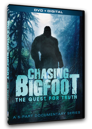 Chasing Bigfoot