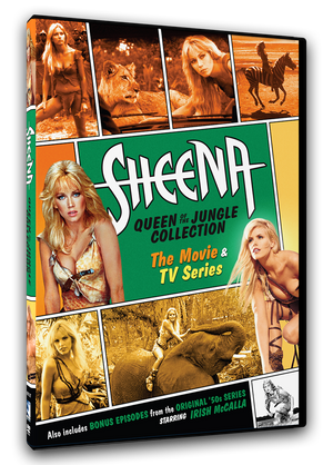 Sheena - Queen of the Jungle Collection