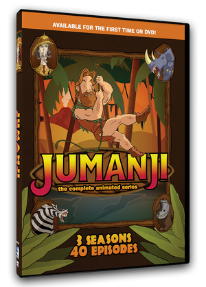 Jumanji - The Complete Animated Series