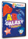 BabyFirst: ABC - Galaxy of Learning
