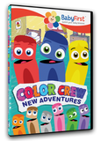 BabyFirst: Color Crew - New Adventures