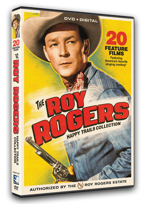 Roy Rogers - The Happy Trails Collection
