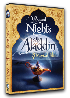 The Story of Aladdin - A Thousand and One Nights