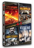 4-in-1 Apocalypse - Arachnoquake/Ghostquake/Miami Magma/Weather Wars