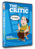 The Critic – The Complete Series – DVD