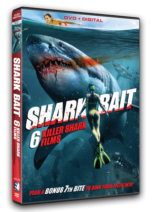 Shark Bait - 6 Film Collection - Plus Bonus