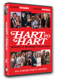 Hart to Hart - Movies Are Murder Collection