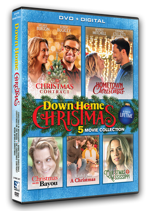 Down Home Christmas - 5 Movie Collection