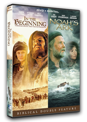 In the Beginning/Noah's Ark Double
