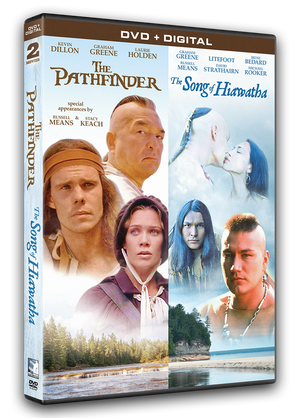 Song of Hiawatha and The Pathfinder