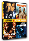 Con Men - Thick As Thieves/The Rundown/Catch A Fire/Body Count
