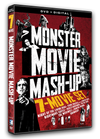 Monster Movie Mashup - 7 Film Collection - DVD + Digital
