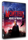 Monsters and the Movies They Inspired - DVD + Digital