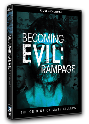 Becoming Evil - Rampage - DVD + Digital