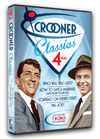 Crooner Classics - Frank Sinatra & Dean Martin Collection - DVD