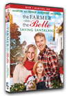 The Farmer and The Belle - Saving Santaland - DVD + Digital HD