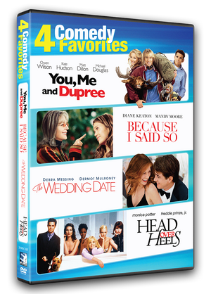 Comedy Favorites - 4 Film Collection
