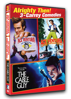 Jim Carrey Collection - Triple Feature