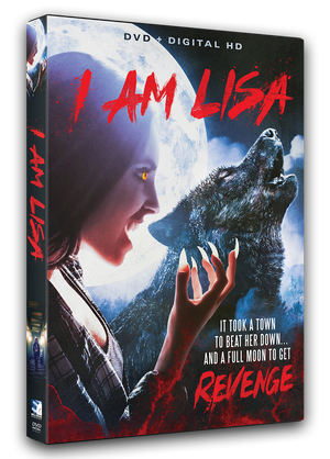 I Am Lisa - DVD+Digital HD