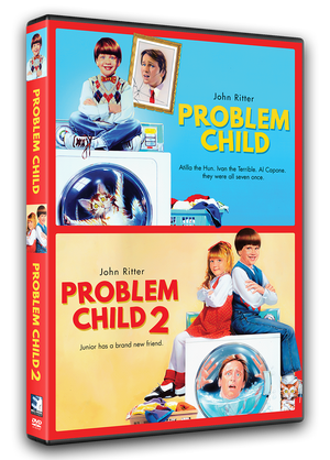 Problem Child Double Feature