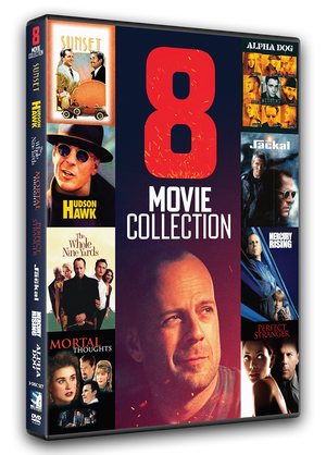 Bruce Willis Collection – 8 Movie Set