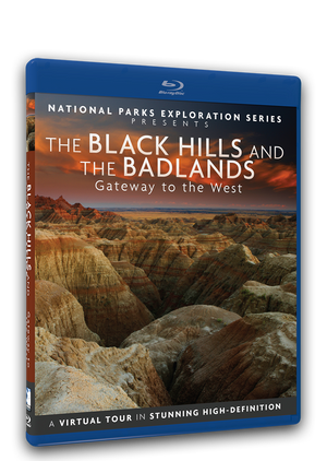 National Parks Exploration Series - The Black Hills and The Badlands: Gateway to the West