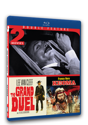 Spaghetti Western Double Feature: Grand Duel & Keoma