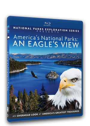National Parks Exploration Series - National Parks: An Eagle's View