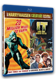 20 Million Miles To Earth/It Came From Beneath The Sea - Ray Harryhausen Double Feature