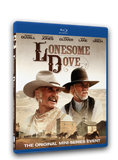 The original mini-series event! This classic western masterpiece is available on DVD and Blu-ray. It stars Robert Duvall,, Tommy Lee Joney, Danny Glover, Steve Buscemi, D.B. Sweeney and Chris Cooper.
