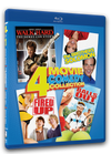 The 4-in-1 Comedy Collection - Walk Hard: The Dewey Cox Story Brothers Solomon, Fired Up!, Balls Out