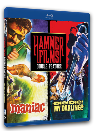Hammer Films Double Feature - Maniac & Die! Die! My Darling!