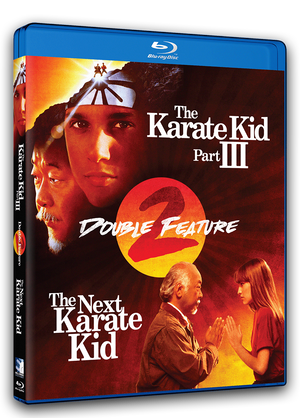 The Karate Kid Part 3 & The Next Karate Kid