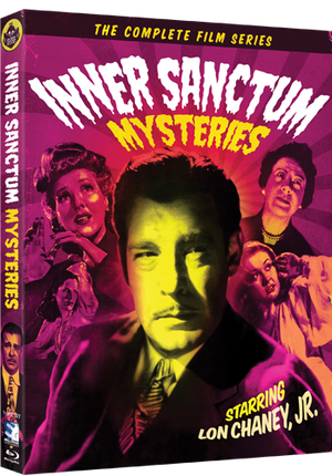 Inner Sanctum Mysteries - Franchise Collection