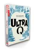 Ultra Q - The Complete Series