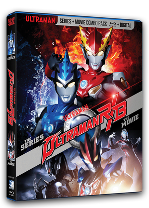 Ultraman R/B Series + Movie - BD + Digital