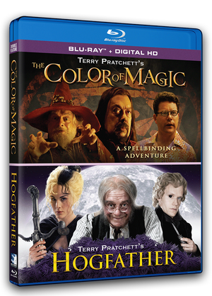 Terry Pratchett's The Color of Magic and Hogfather