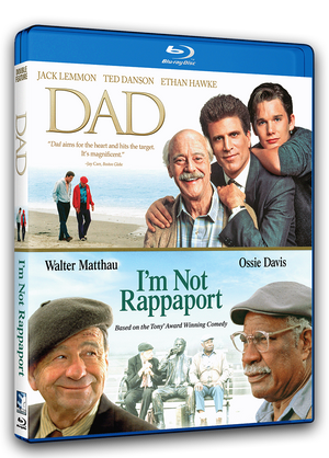 Dad and I'm Not Rappaport