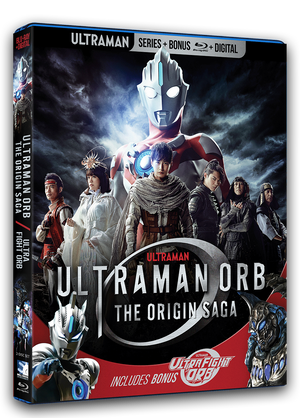 Ultraman Orb: The Origin Saga and Ultra Fight Orb
