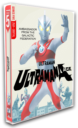 Ultraman Ace - The Complete Series