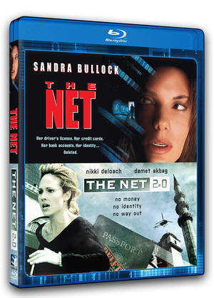 The Net - Double Feature - BD